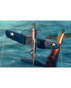 HobbyBoss 80382 Vought F4U-1 Corsair Late Production 1/48 Scale Model Kit