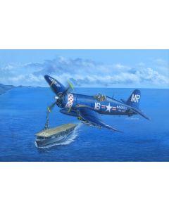 HobbyBoss 80388 Vought F4U-4B Corsair 1/48 Scale Plastic Model Kit
