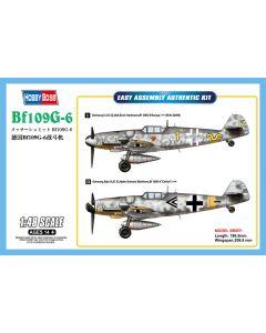 HobbyBoss 81751 Messerschmitt Bf109G-6 1/48 Scale Plastic Model Kit