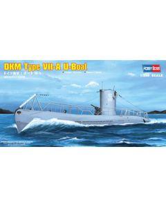 HobbyBoss 83503 WWII German Type VII A U-Boat 1/350 Scale Plastic Model Kit