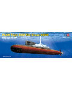 HobbyBoss 83511 Chinese Submarine Type 092 Xia Class 1/350 Scale Model Kit