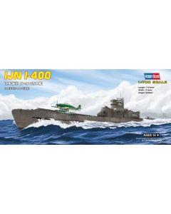 HobbyBoss 87017 WWII Japanese Submarine I-400 Class 1/700 Scale Model Kit