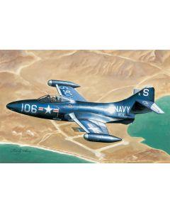 HobbyBoss 87250 Grumman F9F-3 Panther 1/72 Scale Plastic Model Kit