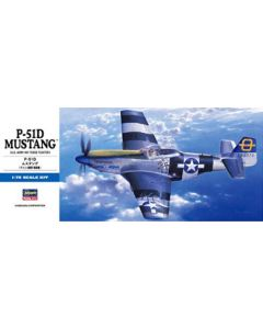 Hasegawa 1455 North American Aviation P-15D Mustang 1/72 Scale Plastic Model Kit