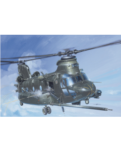 Italeri 1218 MH-47E SOA Chinook 1/72 Scale Plastic Model Kit