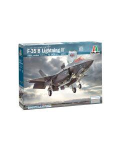 Italeri 1425 F-35B Lightning II STOVL 1/72 Scale Plastic Model Kit