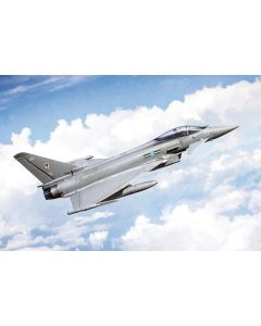 Italeri 1457 Royal Air Force EF-2000 Typhoon 1/72 Scale Model Kit in RAF Service