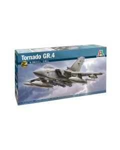 Italeri 2513 Tornado GR.4 with PE Parts & Super Decal Sheet 1/32 Scale Model Kit