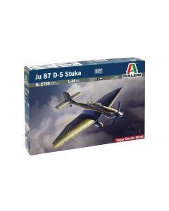 Italeri 2709 Junkers Ju87D-5 Stuka 1/48 Scale Plastic Model Kit