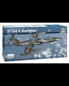 Italeri 2509 Lockheed TF-104G Starfighter 8 Different Markings 1/32 Scale Kit