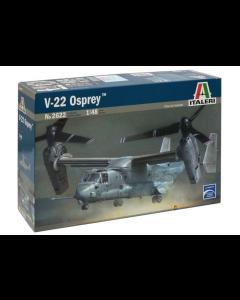 Italeri 2622 Bell Boeing V-22 Osprey 1/48 Scale Plastic Model Kit