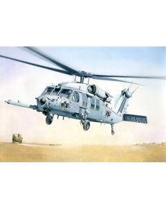 Italeri 2666 Sikorsky MH-60K Blackhawk SOA 1/48 Scale Plastic Model Kit