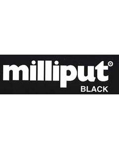 Milliput 0005 Black Milliput Epoxy Putty 4oz (113.4 g) Package