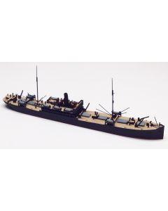 G-Lizenz-Rhenania 21 Russian Supply Ship Riga 1909 1/1250 Scale Model Ship