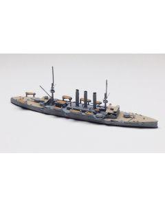 L. Hermann HL 116 Chilean Armored Cruiser O'Higgins 1898 1/1250 Scale Model