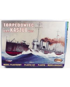 Mirage 40027 Polish Torpedo Boat Kaszub WZ25 1/400 Scale Model Kit