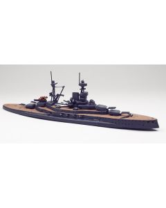 British Battleship Royal Oak Built-Up Scale Model Kit 6.25 in Long