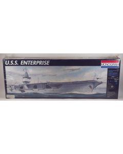 Monogram 75001 USS Enterprise (CVN-65) 1/400 Scale Giant Plastic Model Kit