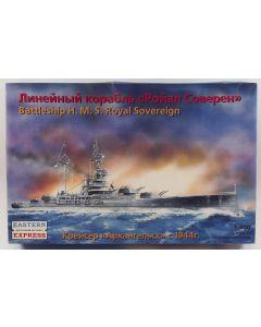 Eastern Express 40002 Battleship Royal Sovereign or Arkhangelsk 1/500 Scale Kit
