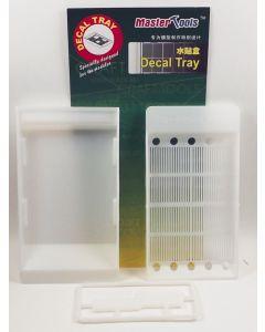 Trumpeter 9918 Decal Tray Waterslide Model Kit Decals Opened Package
