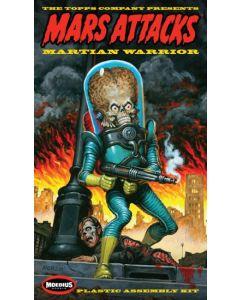 Moebius 936 Mars Attacks Martian Warrior Figure 1/8 Scale Plastic Model Kit