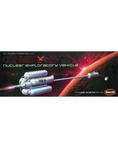 Moebius 974 Convair NEV Nuclear Exploratory Vehicle 1/144 Scale Model Kit