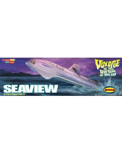 Moebius 808 'Voyage to the Bottom of the Sea' Seaview Sub 1/350 Scale Model Kit