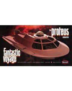 Moebius 963 Proteus Submarine from 'Fantastic Voyage' 1/32 Scale Model Kit