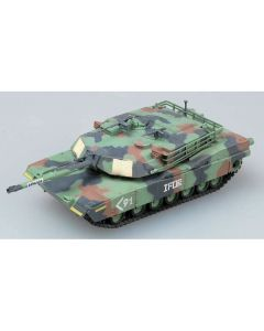 Easy Model 35029 US Army M1A1 Abrams Tank Europe 1/72 Scale Model