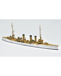 Navis 50S German Light Cruiser Nurnberg Tropical Colors 1908 1/1250 Scale Model