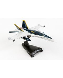 Postage Stamp 53384 F/A-18C Hornet VFA-83 'Rampagers' 1/150 Scale Diecast Model