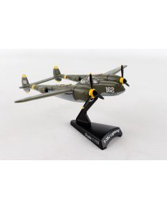 Postage Stamp 53624 P-38 Lightning '23 Skidoo' 1/115 Scale Diecast Model