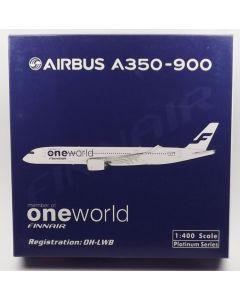 Phoenix 11173 Finnair Airbus A350-941 'OH-LWB' 1/400 Scale Diecast Model
