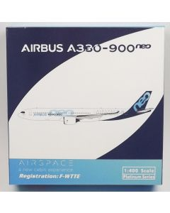 Phoenix 11541 Airbus A330-941 'F-WTTE' House Colors 1/400 Scale Diecast Model