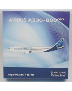Phoenix 11555 Airbus A330-841 'F-WTTO' House Colors 1/400 Scale Diecast Model