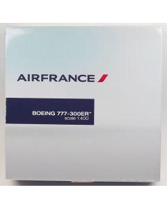 Hogan 9376 Air France Boeing 777-328ER 'F-GZND' 1/400 Scale Diecast Model