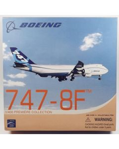 Dragon Wings 56220 Boeing 747-8R7FSCD House Colors 1/400 Scale Diecast Model