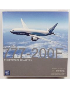 Dragon Wings 55865 Boeing 777-220LRF House Colors 1/400 Scale Diecast Model