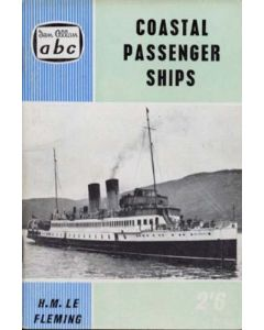 Coastal Passenger Ships Ian Allan ABC Series Fourth Edition