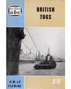 British Tugs Ian Allan ABC Series Third Edition