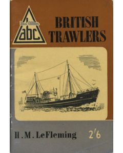 British Trawlers by H M Le Fleming Ian Allan ABC Series
