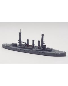 Navis 312A US Battleship Virginia with Cage Masts 1/1250 Scale Model Ship