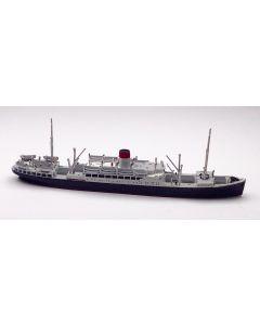 Mercator M 502 German Passenger Ship General Artigas 1923 1/1250 Scale Model