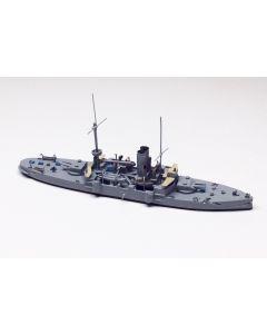 Hai 757 British Battleship Barfleur 1902 1/1250 Scale Model Ship