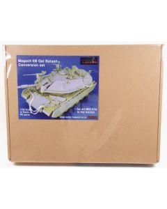 Legend Productions LF1112 Magach 6B Gal Batash Conversion 1/35 Scale Resin Kit