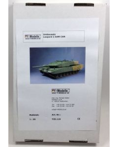 Y-Modelle Y35.119 Upgrade Set for Leopard 2A4M CAN 1/35 Scale Detail Set