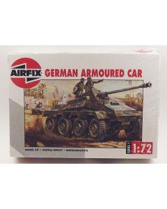 Airfix 01311 German Armored Car 1/72 Scale Plastic Model Kit