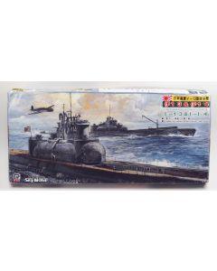 Pit-Road SkyWave W41 Japanese Submarines I-13 & I-14 1/700 Scale Model Kit