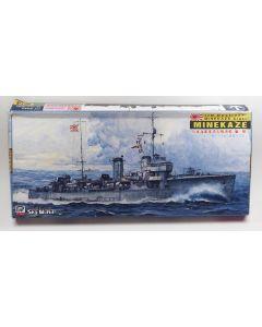 Pit-Road SkyWave W13 Japanese Destroyer Minekaze 1/700 Scale Plastic Model Kit