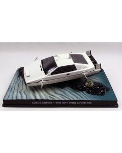 Lotus Esprit James Bond 'The Spy Who Loved Me' 1/43 Scale Diecast Model